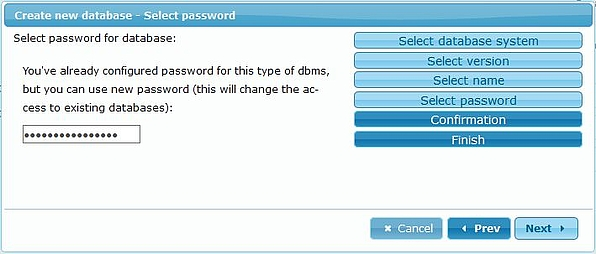 cp db insert password