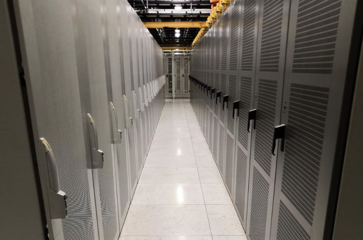 München Datencenter Racks