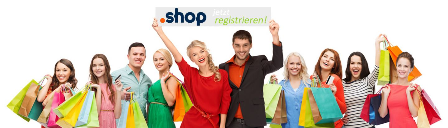 .shop Domain Aktion